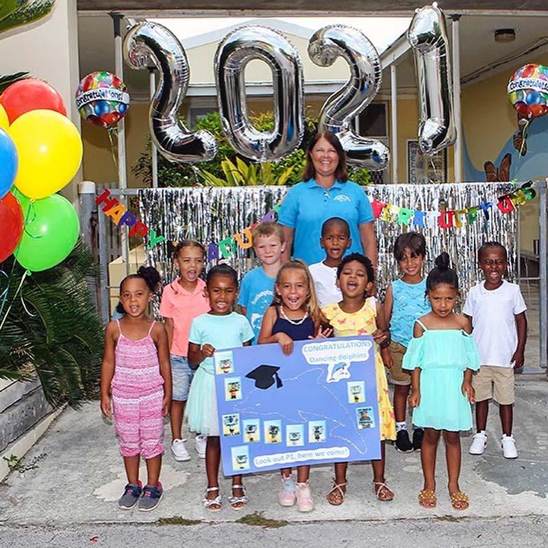 Southampton Preschool Graduates Bermuda July 2021 2