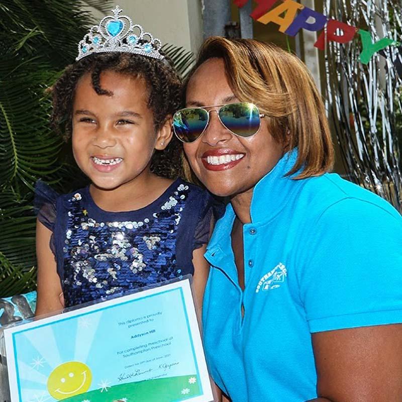 Southampton Preschool Graduates Bermuda July 2021 3
