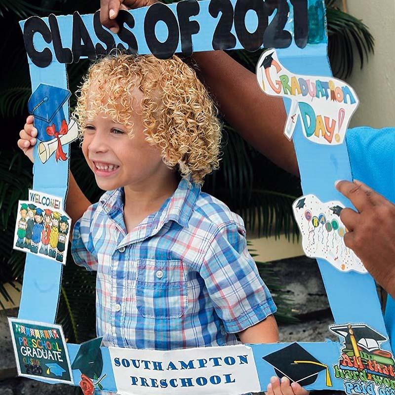 Southampton Preschool Graduates Bermuda July 2021 7