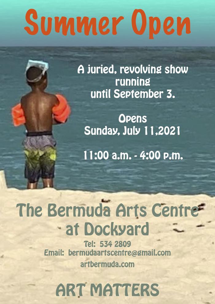 Summer Open BACD Bermuda July 2021