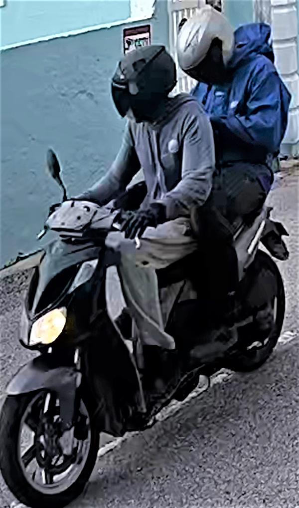 Suspects Attempted Murder Darrell's Wharf Bermuda July 22 2021