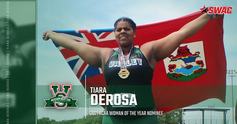 Tiara Derosa Bermuda July 2021