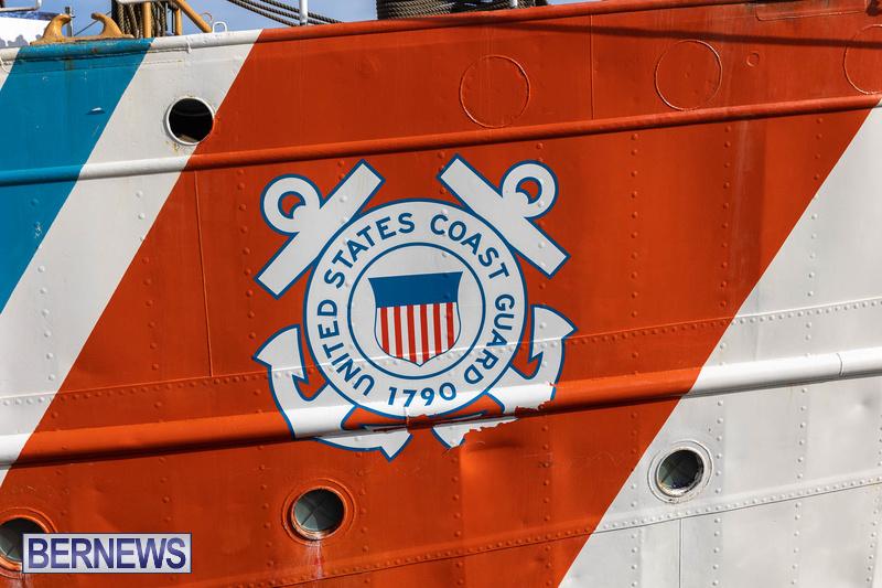 U.S. Coast Guard Cutter Eagle  Bermuda July 2021 (6)