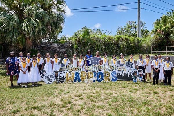 West End Primary School Graduation Bermuda June 2021 1