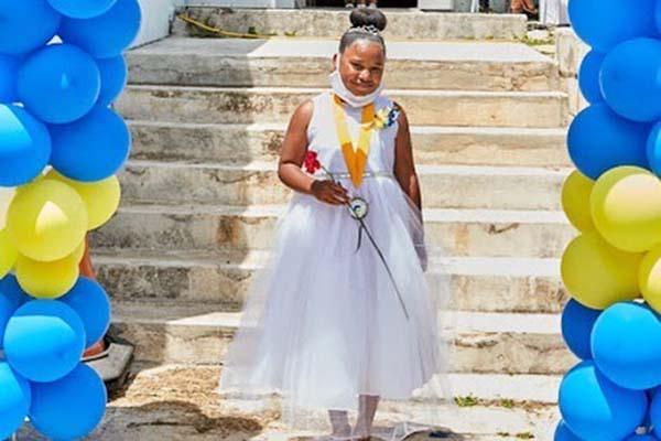 West End Primary School Graduation Bermuda June 2021 3