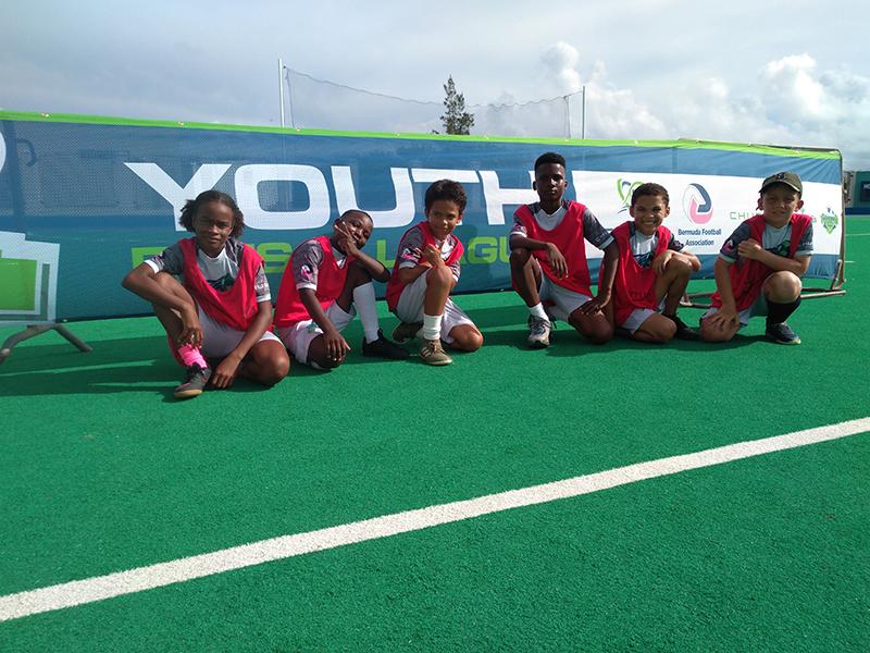 Youth Futsal League Bermuda July 2021 2