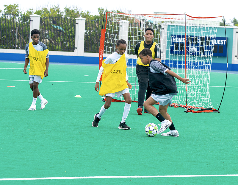 Youth Futsal League Bermuda July 2021 3