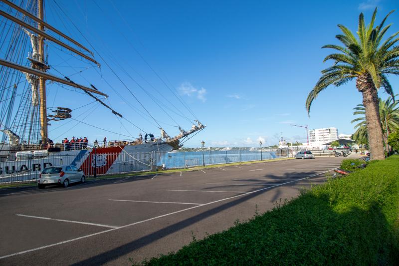 #5 Car Park Bermuda Aug 2021