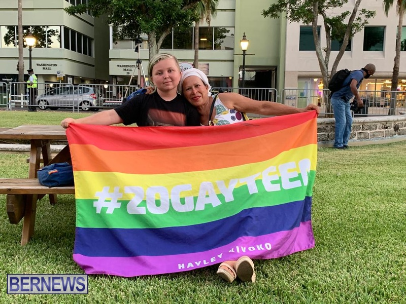 Advance photos of Bermuda Pride moment of reflection August 2020 (4)