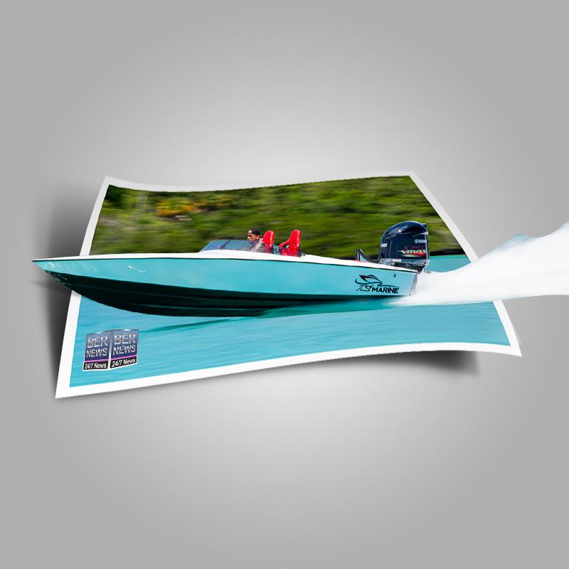 Around the Island Powerboat Racing 17541 Bermuda August 9 2021