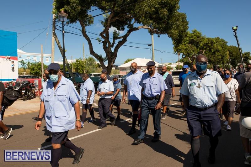 BIU Members gather on Aug 30 2021 Bermuda DW (24)