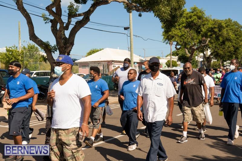 BIU Members gather on Aug 30 2021 Bermuda DW (28)
