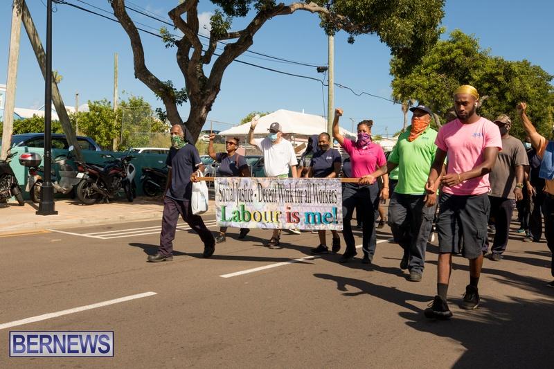 BIU Members gather on Aug 30 2021 Bermuda DW (31)