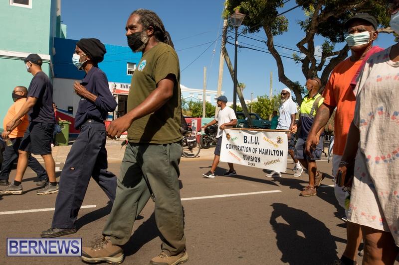 BIU Members gather on Aug 30 2021 Bermuda DW (36)
