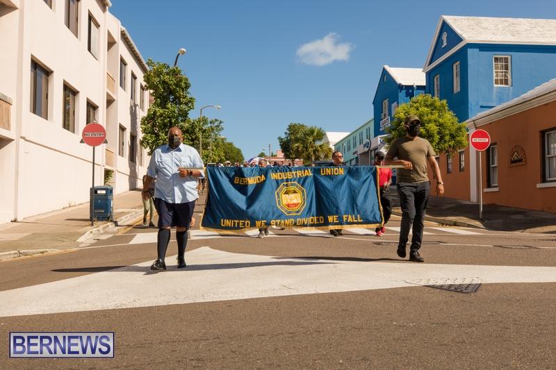 BIU Members gather on Aug 30 2021 Bermuda DW (38)