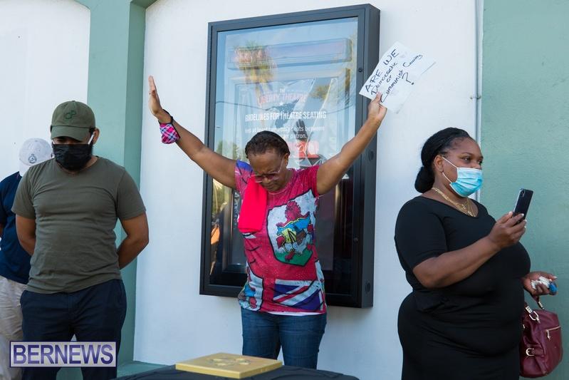 BIU Members gather on Aug 30 2021 Bermuda DW (4)