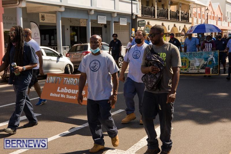 BIU Members gather on Aug 30 2021 Bermuda DW (40)