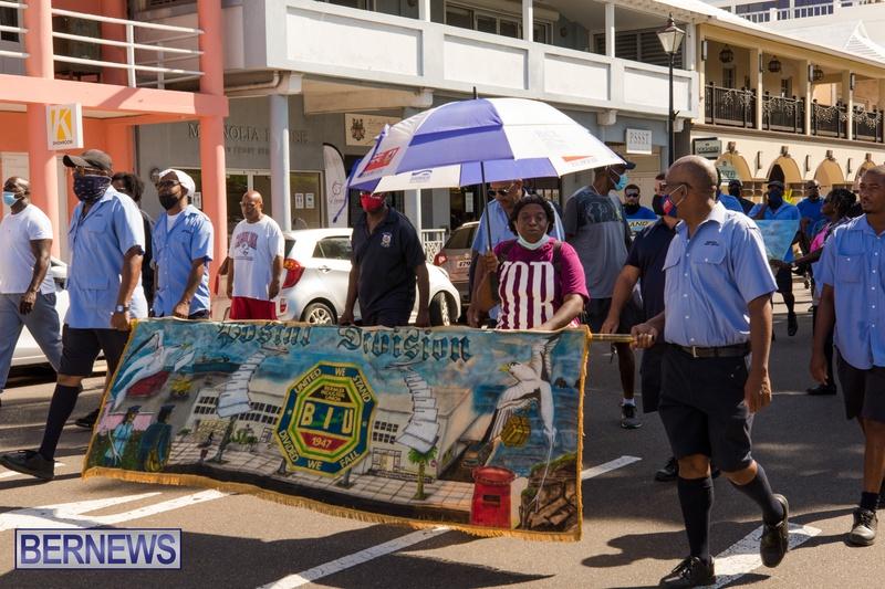 BIU Members gather on Aug 30 2021 Bermuda DW (41)