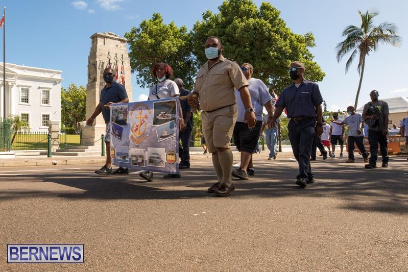 BIU Members gather on Aug 30 2021 Bermuda DW (47)