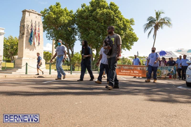BIU Members gather on Aug 30 2021 Bermuda DW (48)