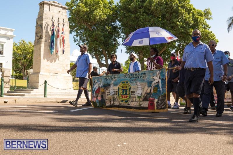 BIU Members gather on Aug 30 2021 Bermuda DW (51)
