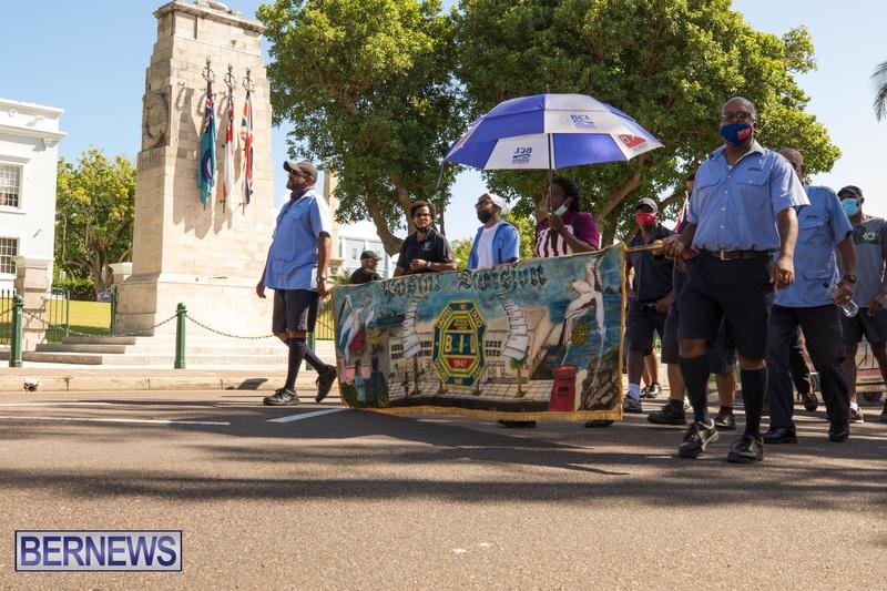 BIU Members gather on Aug 30 2021 Bermuda DW (52)