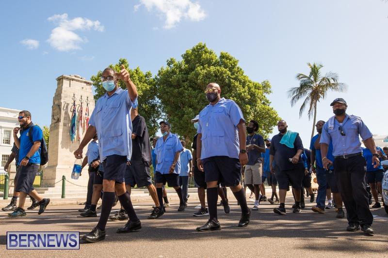 BIU Members gather on Aug 30 2021 Bermuda DW (53)
