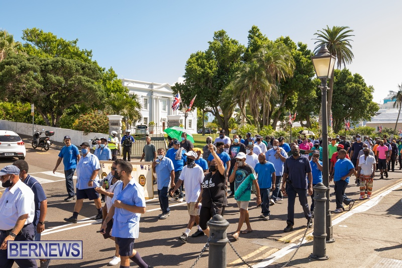 BIU Members gather on Aug 30 2021 Bermuda DW (54)