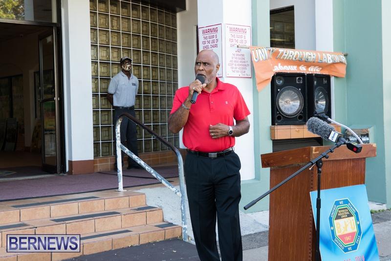 BIU Members gather on Aug 30 2021 Bermuda DW (7)