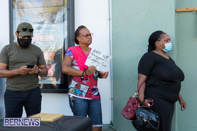 BIU Members gather on Aug 30 2021 Bermuda DW (9)