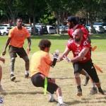 Bermuda Flag Football League Semi-Final Aug 30 2021 12