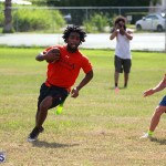 Bermuda Flag Football League Semi-Final Aug 30 2021 13