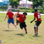 Bermuda Flag Football League Semi-Final Aug 30 2021 14