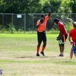 Bermuda Flag Football League Semi-Final Aug 30 2021 2