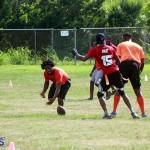 Bermuda Flag Football League Semi-Final Aug 30 2021 3