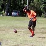 Bermuda Flag Football League Semi-Final Aug 30 2021 8