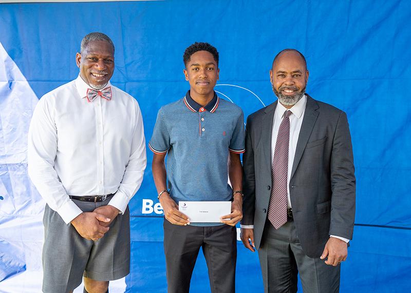 Bermuda Football Association held the Legends Scholarship Awards August 5 2021 (2)