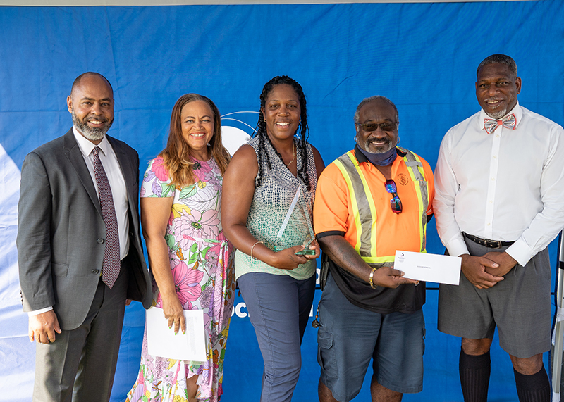 Bermuda Football Association held the Legends Scholarship Awards August 5 2021 (3)