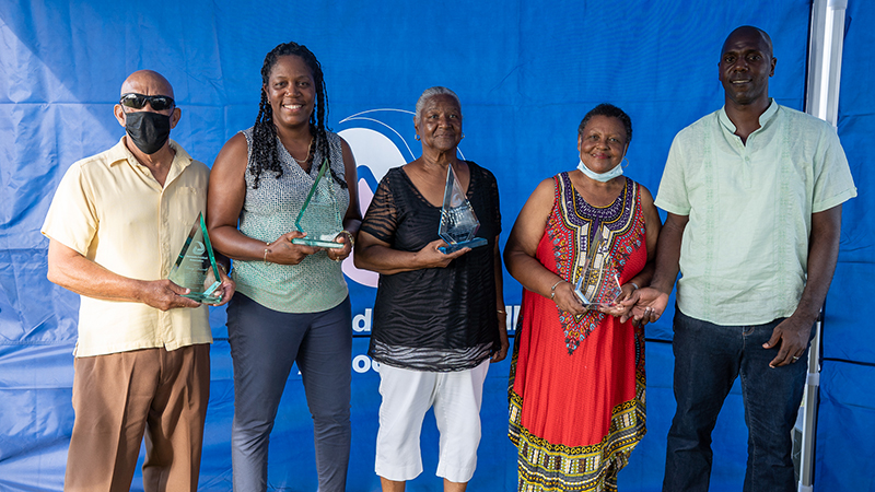 Bermuda Football Association held the Legends Scholarship Awards August 5 2021 (6)