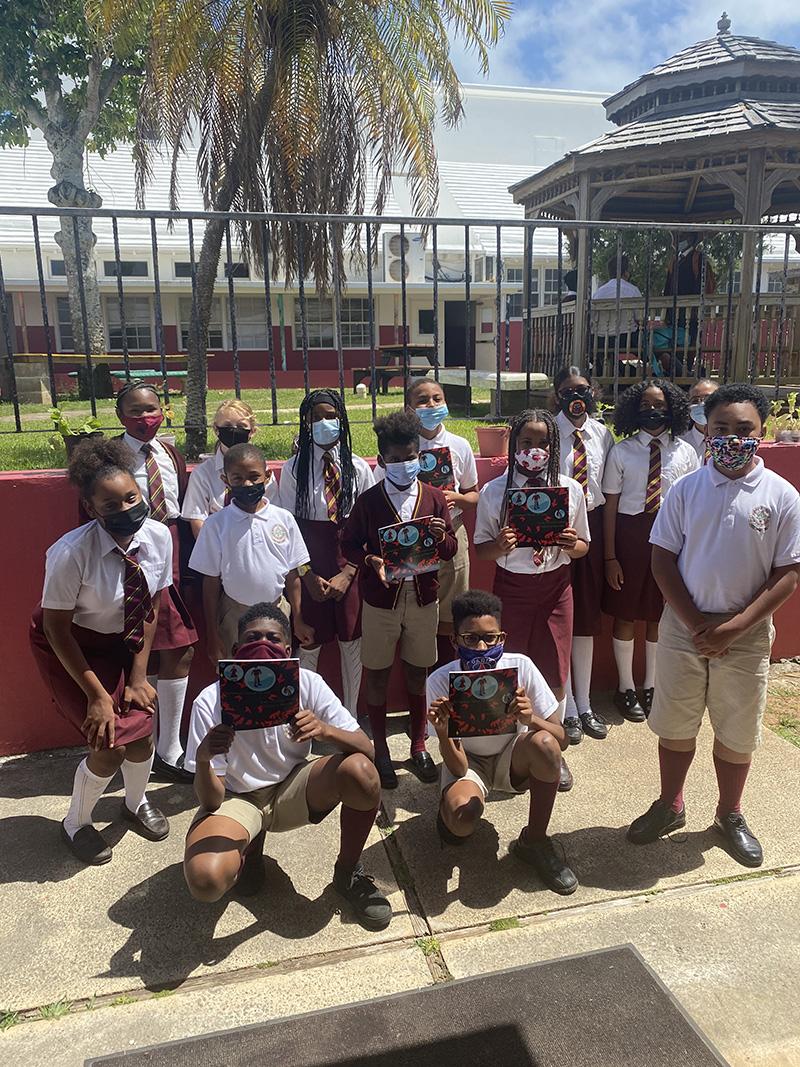 Bermuda Institute Students 1