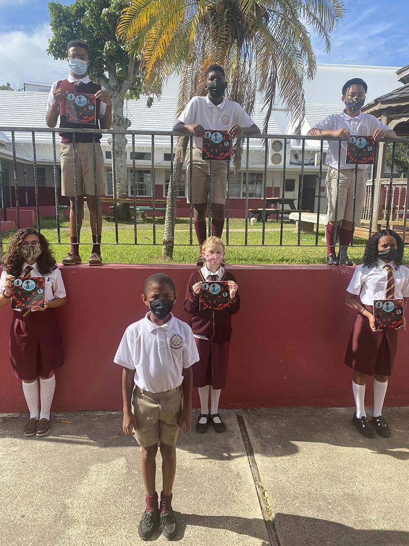 Bermuda Institute Students 2