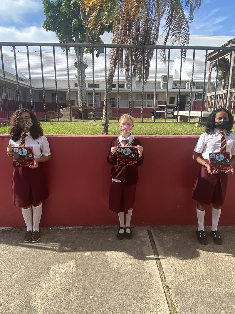 Bermuda Institute Students 3