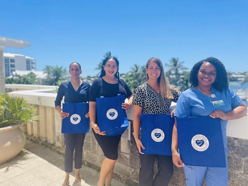 Bermuda Nurse's Association Scholarship Recipients Aug 2021 1