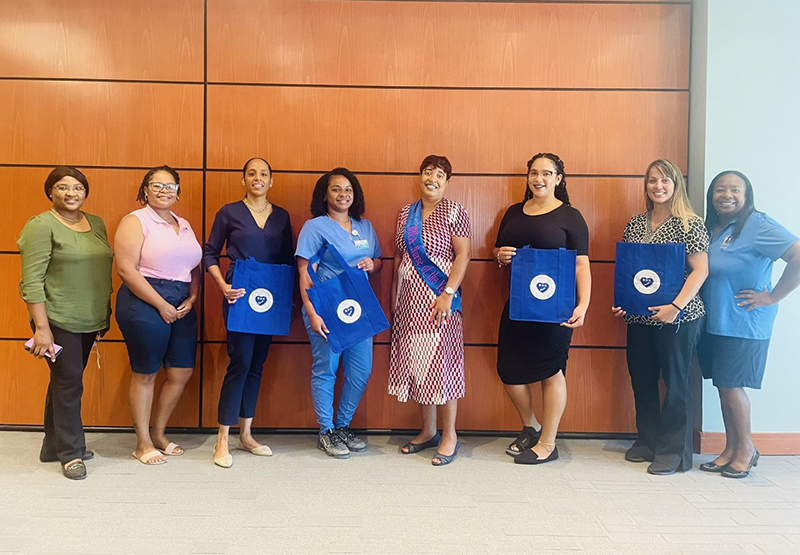 Bermuda Nurse's Association Scholarship Recipients Aug 2021 2