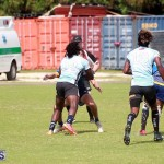 Bermuda Rugby 7's Open Invitational Tournament Aug 22 2021 10
