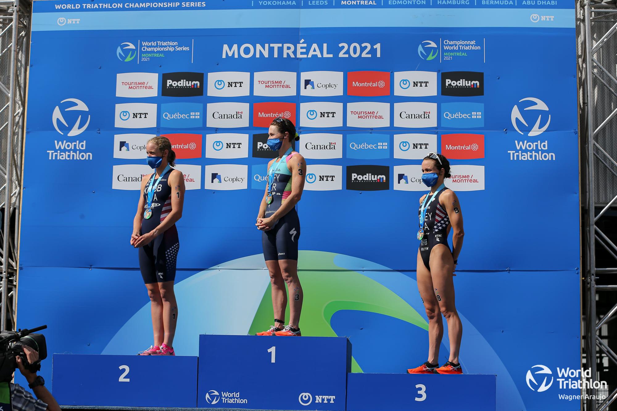 Bermudian tri Flora Duffy Montreal race Augist 2021 (1)
