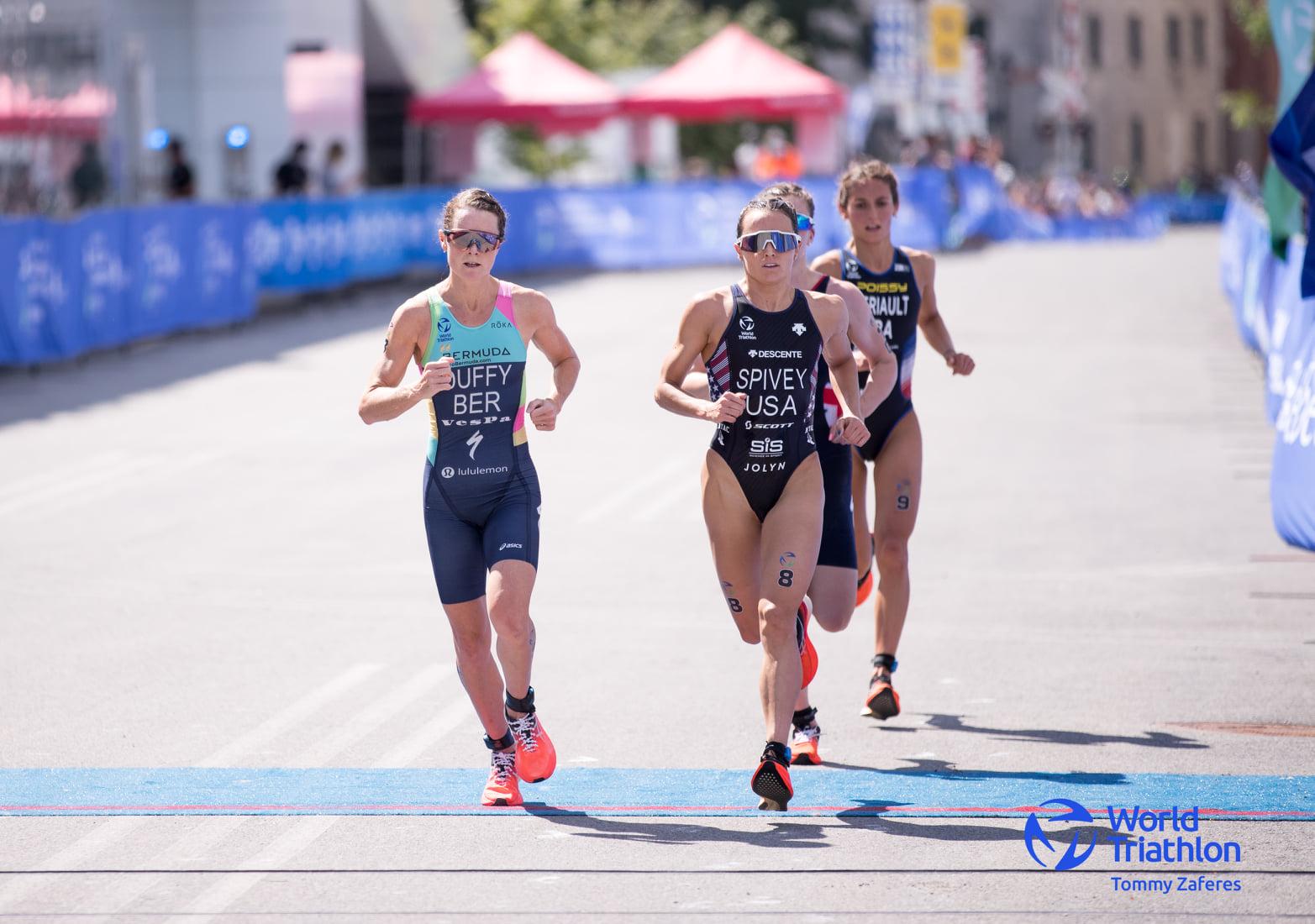 Bermudian tri Flora Duffy Montreal race Augist 2021 (2)