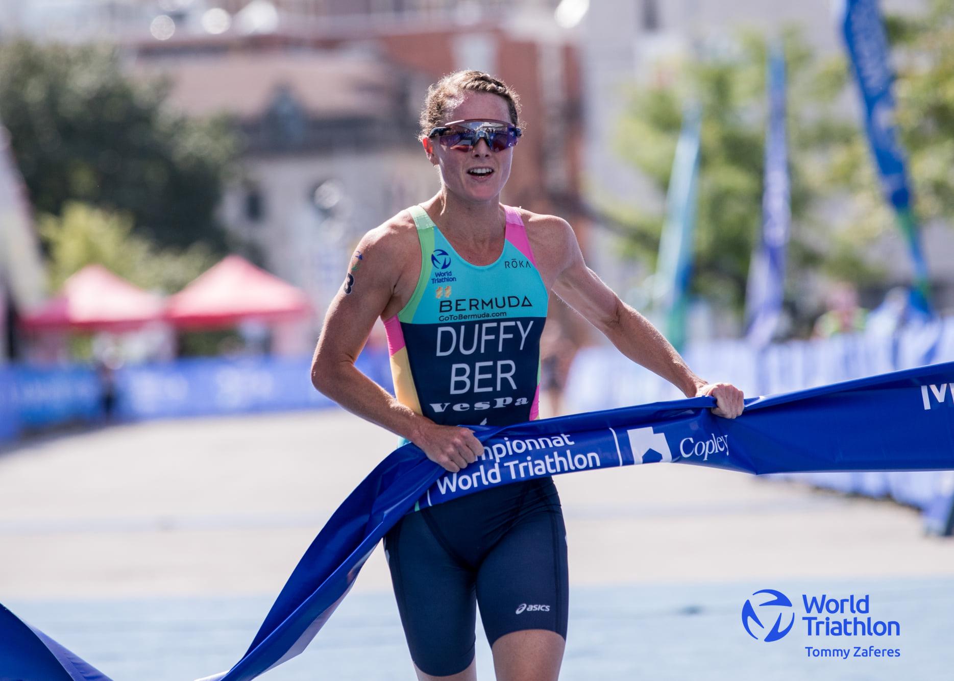 Bermudian tri Flora Duffy Montreal race Augist 2021 (3)