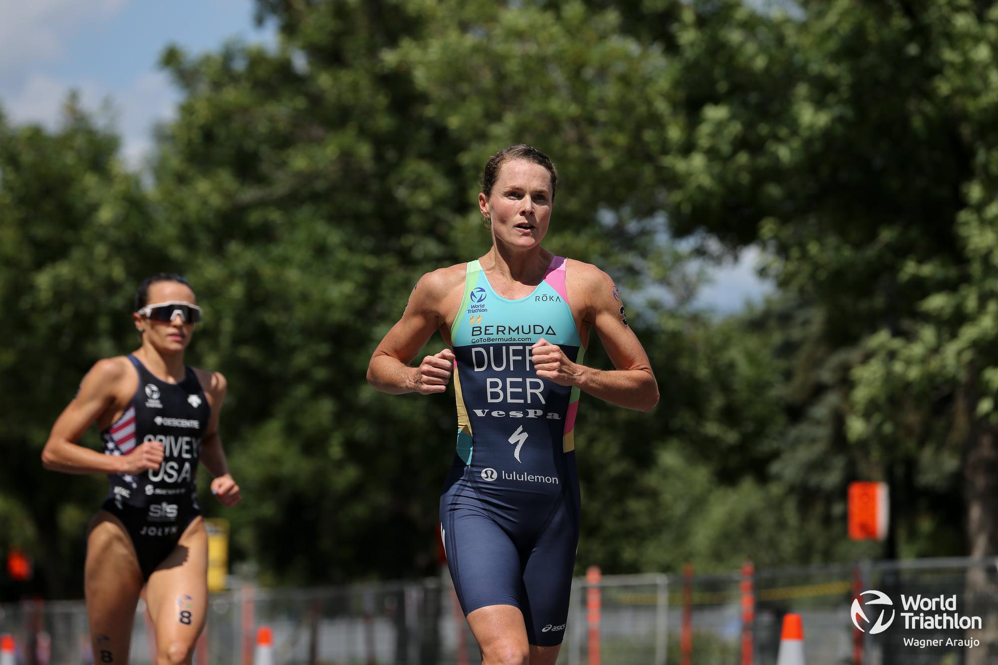 Bermudian tri Flora Duffy Montreal race Augist 2021 (4)