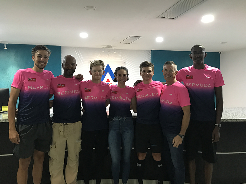 Caribbean and PanAmerican Cycling Championships Bermuda Aug 16 2021 (2)